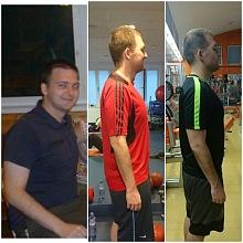 redukce váhy 8