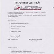 výživové poradenství - certifikát 2