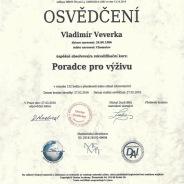 výživové poradenství - certifikát 4