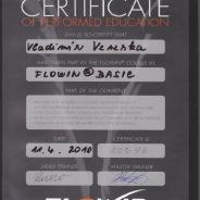 výživový poradce - certifikát 2